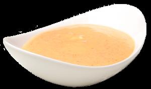 Порция острого соуса