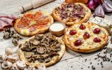 Сет-пицц «Сливочный»-20см